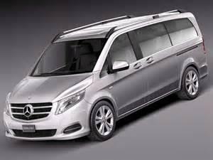 Mercedes Minivan 2015 2017 Mercedes V Class Price Interior 2017 2018