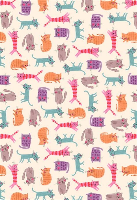 illustrator pattern has gaps dawn bishop gap c ts i love pinterest gatos cat