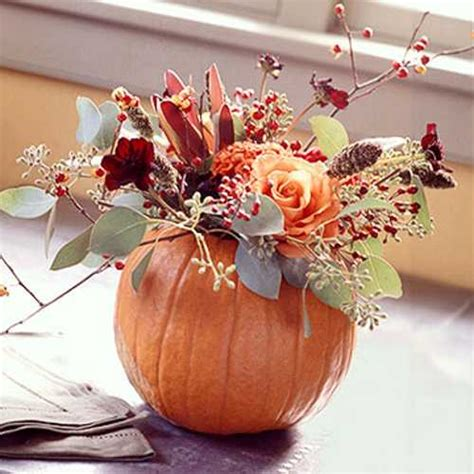 fall flower decorations 20 affordable floral table centerpieces for thanksgiving
