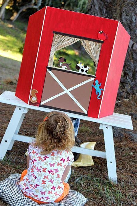 Handmade Puppet Theatre - handmade puppet theatre tonya staab