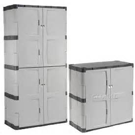 Rubbermaid Plastic Storage Cabinets With Doors Rubbermaid Plastic Storage Cabinets Easy To Assemble