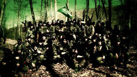 Mujahidin Palestin kemunculan malaikat yang membantu pejuang chechnya