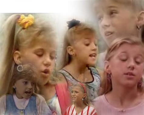 who played stephanie tanner on full house stephanie tanner full house wallpaper 1090271 fanpop