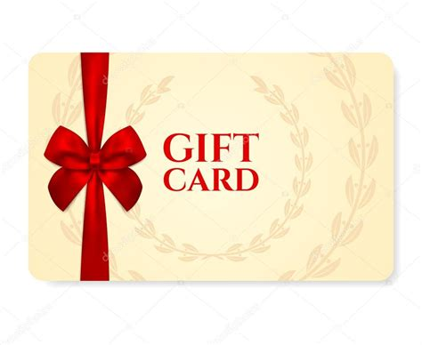 gift for gift card discount card business card with floral
