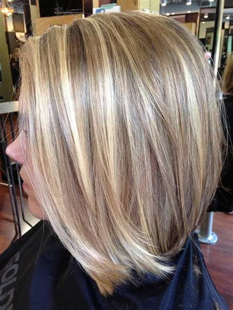haircuts with color and highlights 20 highlighted bob hairstyles bob hairstyles 2017