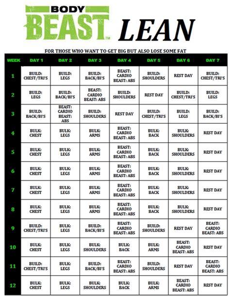 beast workout sheet search results for beast workout sheets calendar 2015