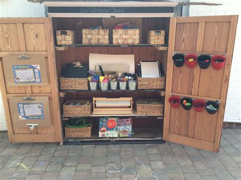 Marks Sheds by Creating A Shed Outside Early Years Careers