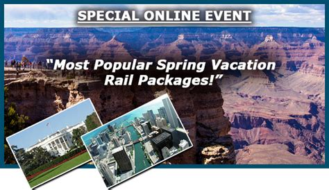 National Rail Gift Card - webinar invites amtrak vacations