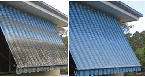 awning cleaning services καθαρισμός τεντών υδροβολές καθαρισμος τεντών
