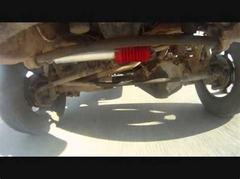 dodge ram steering wander fix 2001 dodge wobble fix kit autos post