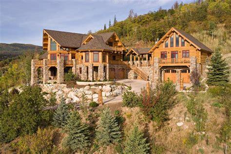 Beautiful Mountain Houses by Beautiful Mountain House Decoration