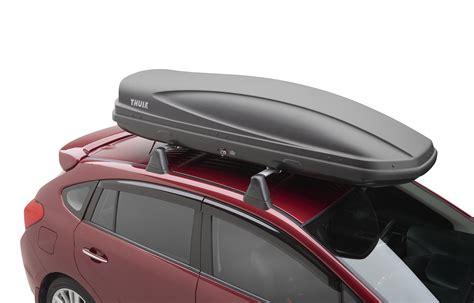 marin subaru subaru impreza roof cargo carrier extended provides side