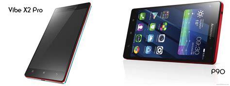 Hp Android Lenovo Vibe X2 Pro lenovo p90 et vibe x2 pro en 64 bits et 4g avec intel et qualcomm