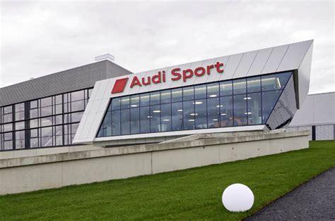 Audi B Llinger H Fe Heilbronn mazdaspeed forums audi inaugurates new r8 production