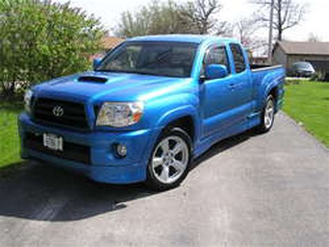 Toyota Tacomas For Sale 2007 Toyota Tacoma X Runner For Sale Huntingtown Maryland