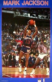 mark jackson rookie card 20 best images about 80 s posters on pinterest new york