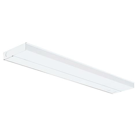 lithonia under cabinet lighting lithonia lighting 24 in white t5 fluorescent under
