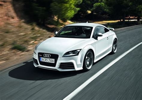 Audi Tt Rs Msrp by Audi Tt Rs Arrives In The U S This Summer With A Msrp Of