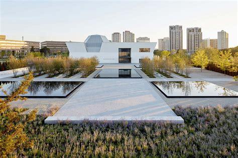 Landscape Architect Aga Khan Park Architect Magazine Vladimir Djurovic