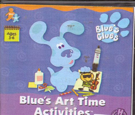 blues clues reading time activities sonrocirc