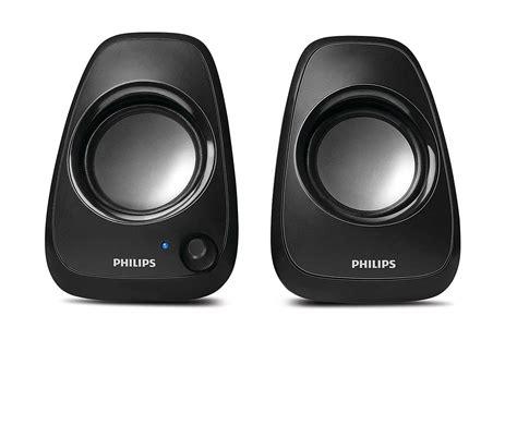 Speaker Usb notebook usb speakers spa65 94 philips