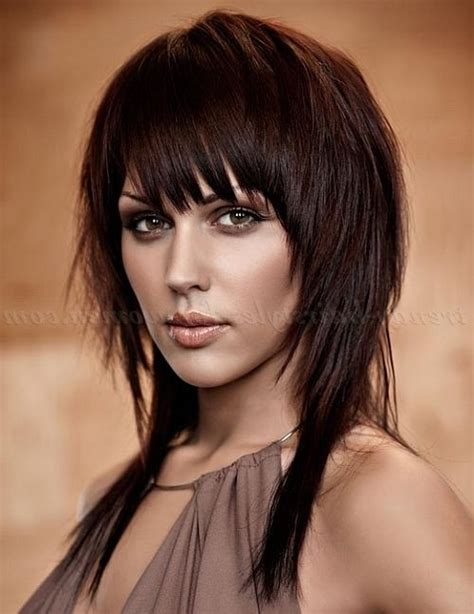 trendy haircuts bangs long hairstyles with bangs 2018 hairstyles