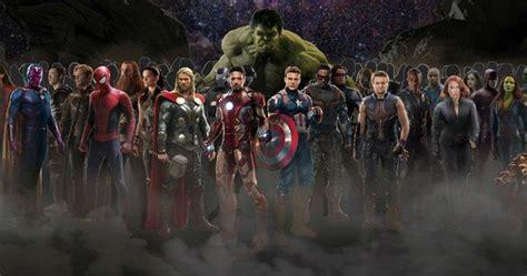 marvel s infinity war the of the fan made infinity war cast assemble teaser