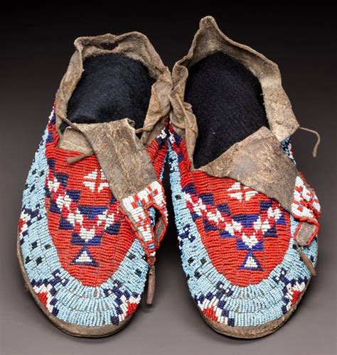 beaded moccasin vs 576 best images about sioux american nation 1 of