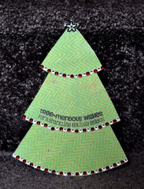 Gift Card Christmas Tree - christmas tree gift card holder tutorial gift cards pinterest