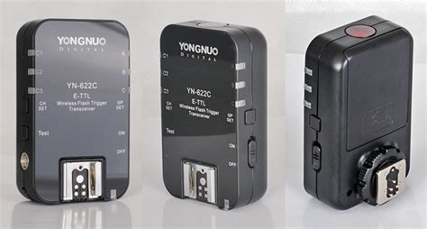 Yongnuo Yn 622c yongnuo wireless ttl flash trigger yn622 yn 622c with hss