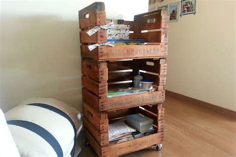 estanteria cajas de fruta morera ecodeco mobiliario