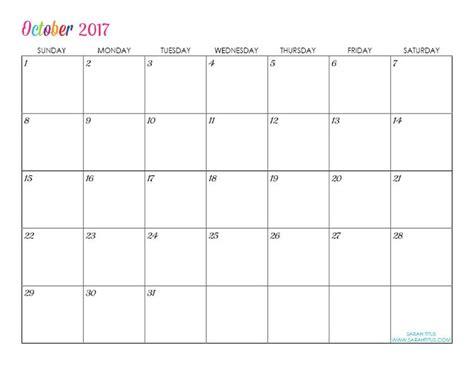 printable calendar 6 x 9 custom editable free printable 2017 calendars calend 225 rio