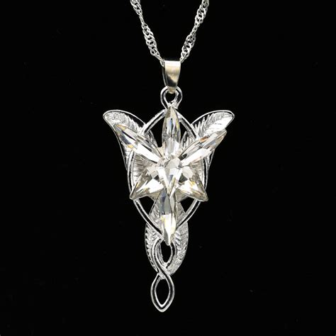 arwen evenstar necklace the elves princess fashion