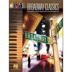 backstage pass to broadway more true tales from a theatre press books hal leonard broadway classics piano duet play along volume