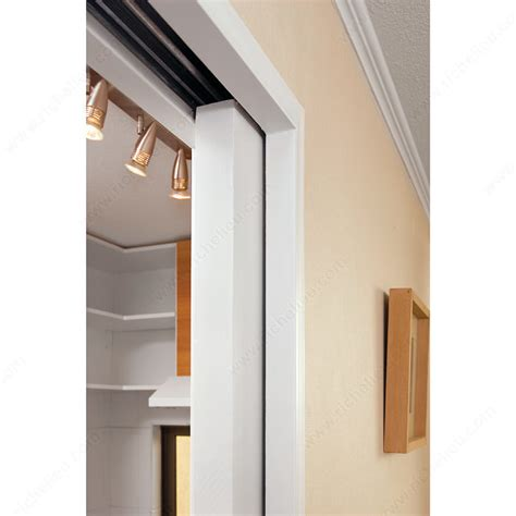 Dn 80 Ft Concealed Sliding Door System Richelieu Hardware Sliding Doors Systems Interior