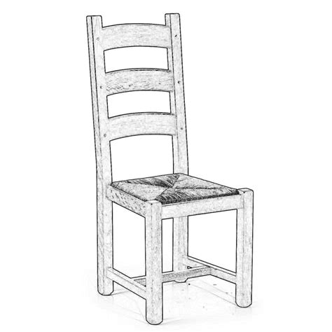 sedie grezze sedia in legno grezzo 31rv sedie grezze da verniciare