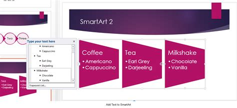 how to use graphic how to use smartart graphics in powerpoint 2013