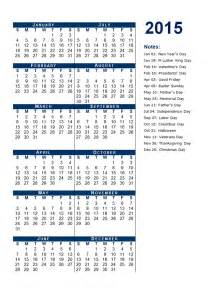 2015 yearly calendar word template 2015 yearly calendar template 12 free printable templates