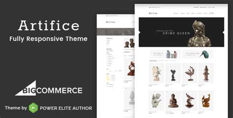 Artifice Multipurpose Stencil Bigcommerce Theme Nulled Download Bigcommerce Stencil Templates