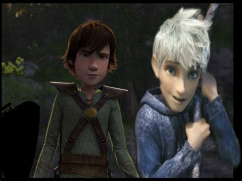 imagenes de jack vs hiccup jack frost and hiccup by sinbadhiccup on deviantart