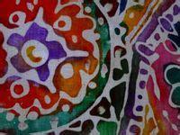 Wallpaper Batik 046 by 1000 Images About Batik Resist Lessons On