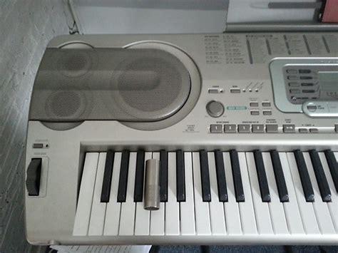 Keyboard Casio Wk 3300 Casio Wk 3300 Portable Keyboard Reverb