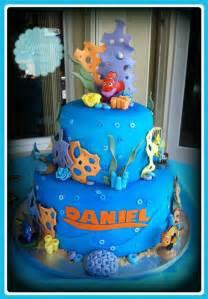 finding nemo cake cake by yummytreatsbyyane cakesdecor