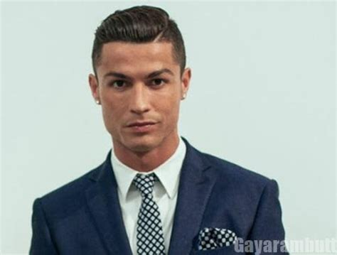 Model Rambut Cr7 by Gaya Foto Ronaldo Cr7 Model Gaya Rambut Cristiano