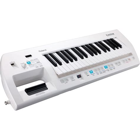 Keyboard Roland Ax Synth roland lucina ax 09 synthesizer keyboard pearl white ax