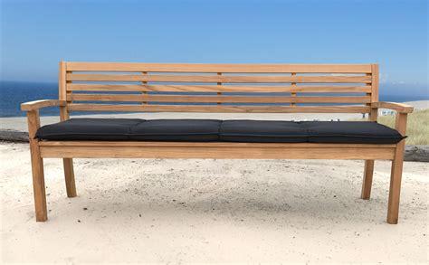 Moderne Gartenbank Holz by Dasversandhaus24 De Gartenbank Teak Modern Xl 200 Cm