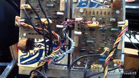 Power Lifier Peavey Cs 800 peavey cs 400 power lifer repair part four of four