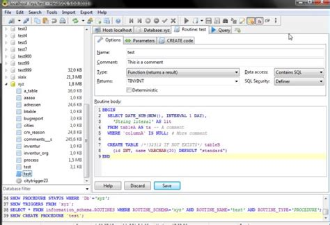 tutorial on sql queries with an exle image gallery mysql gui