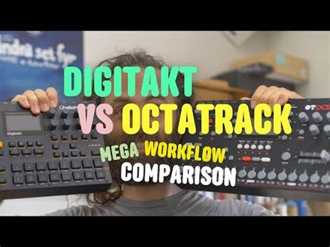 octatrack workflow digitakt or octatrack