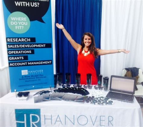 penn state career fair and ou hanover research office